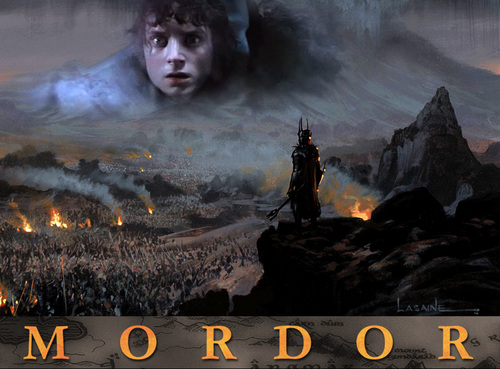 Mordor - lord-of-the-rings Photo