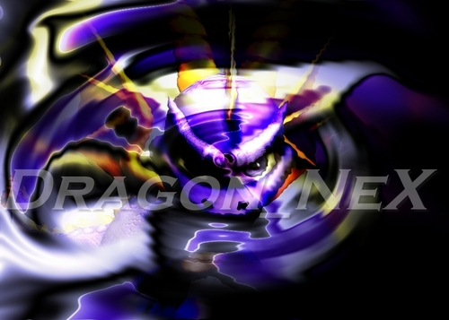 Spyro The Dragon پیپر وال called Negate: Radial Storm