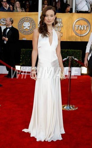 Olivia Wilde @ 15th Annual Screen Actors Guild Awards