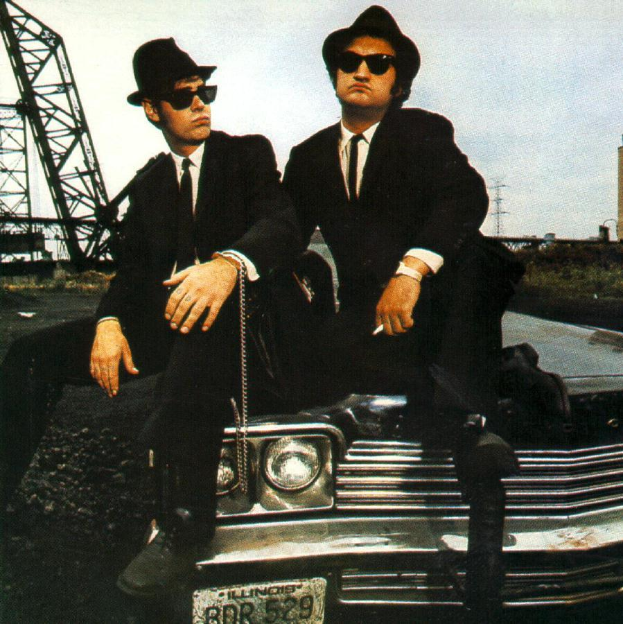 The Blues Brothers Images On Car HD Wallpaper And Background Photos