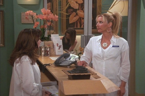 "Phoebe in ""TOW The Fertility Test"" - phoebe-buffay Screencap"