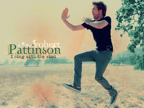 R.P - robert-pattinson Wallpaper