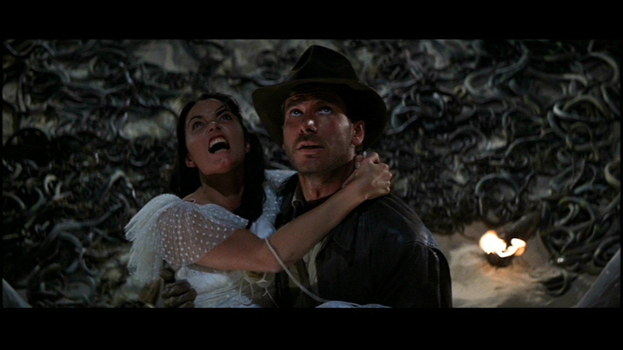 essay on indiana jones raiders of the lost ark In the episode the raiders minimization of the big bang theory amy ruins raiders of the lost ark for sheldon by making the following claim: indiana jones plays.