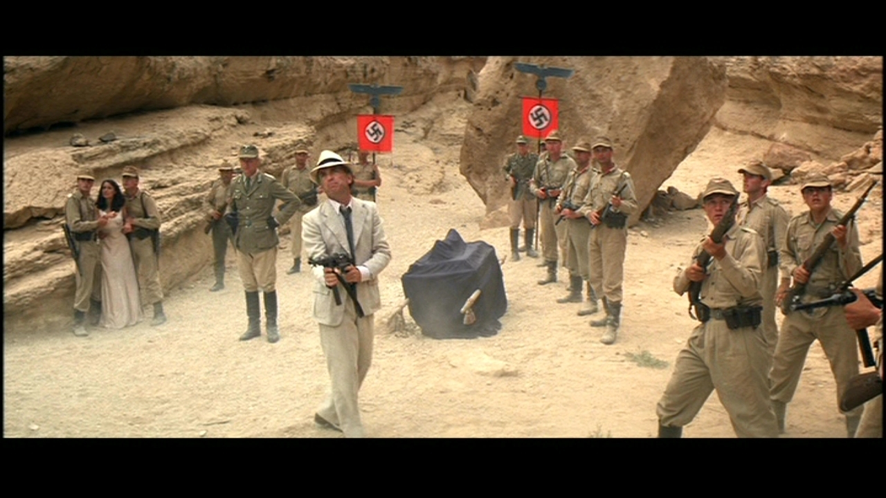 Indiana Jones Raiders of the Lost ArkRaiders Of The Lost Ark