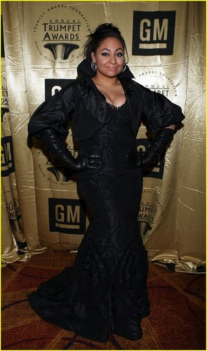 Raven @ the 17th Annual Trumpet Awards
