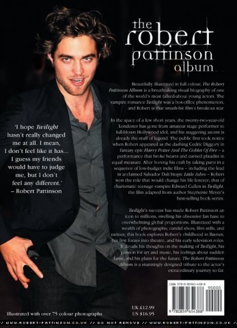 Robert Pattinson (Biography)