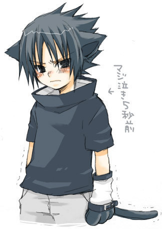 Sasuke - anime-animal-guys Fan Art