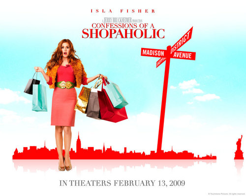 Shopaholic Wallpaper