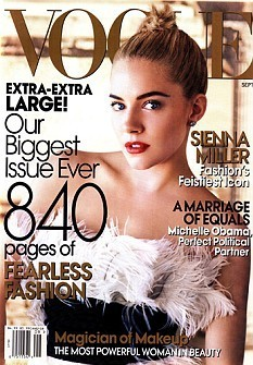 Sienna In Vogue