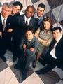 Spin City Cast
