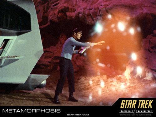 Spock fondo de pantalla