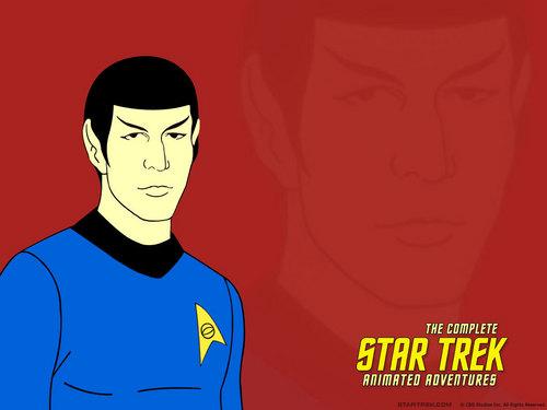 Spock fonds d'écran