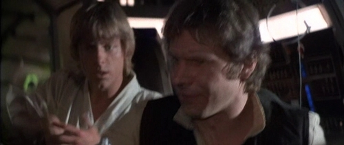 Star Wars IV - A New Hope - harrison-ford Screencap