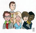 TBBT Cast