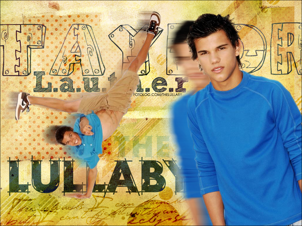 taylor lautner wallpaper
