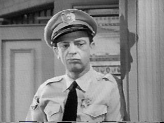 The Andy Griffith tunjuk