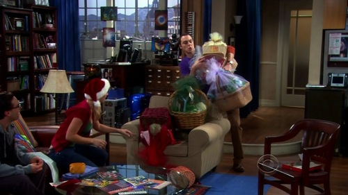 Big Bang Theory Hintergrund probably with a living room called The Bath Item Gift Hypothesis