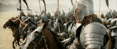 The Return of the King: The Muster of Rohan