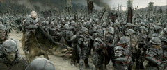 The Return of the King: The Siege of Gondor
