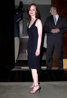 Thora @ Pre-Oscar Party 2001