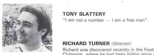 Tony Slattery