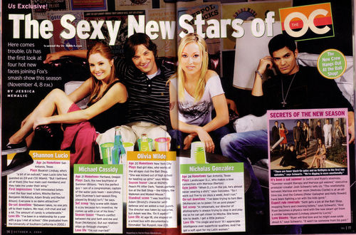 US Weekly - Fall 2004