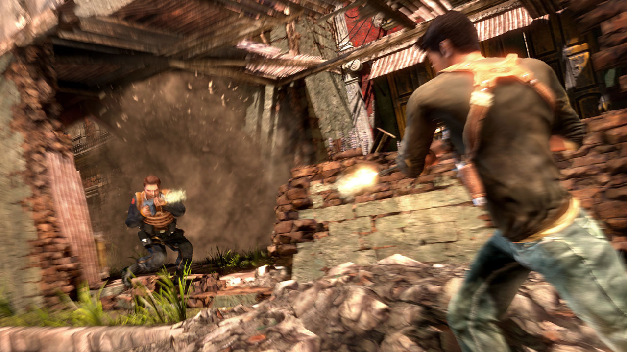 Uncharted 2 Among Thieves Uncharted Wallpaper 3784770 Fanpop