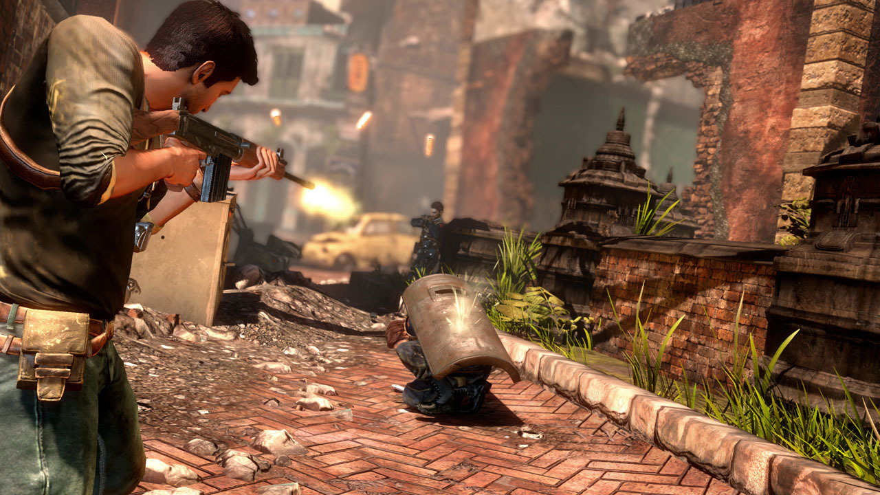 Uncharted 2 Among Thieves Uncharted Wallpaper 3784776 Fanpop