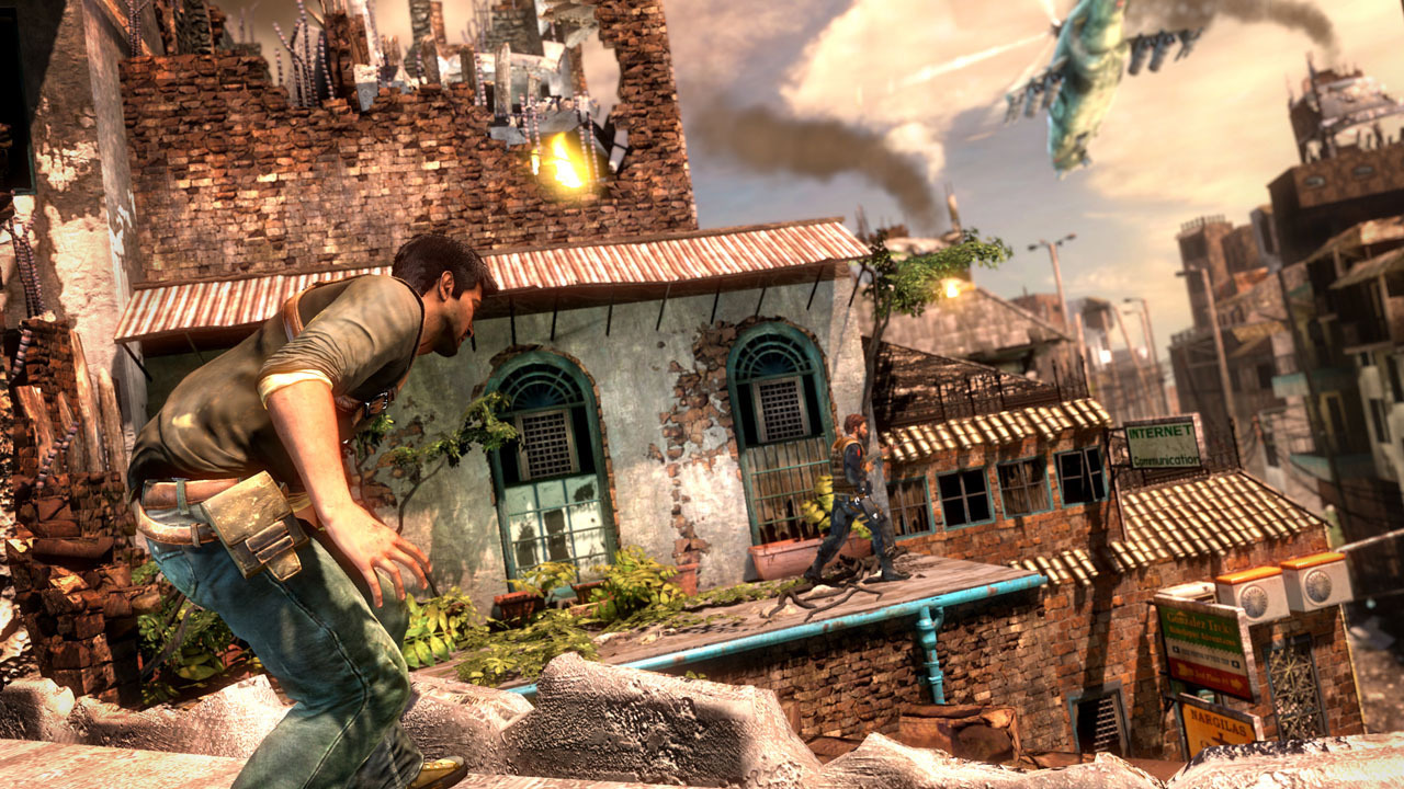 Uncharted 2 Among Thieves Uncharted Wallpaper 3784784 Fanpop