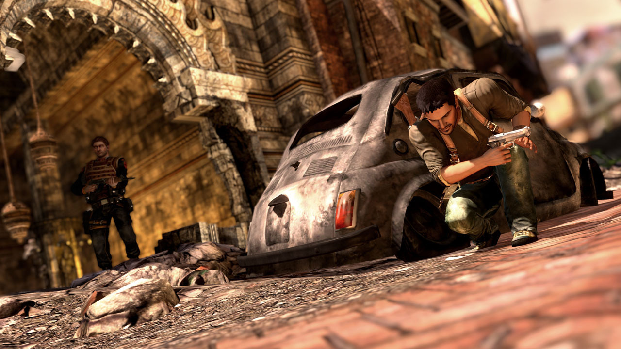 Uncharted 2 Among Thieves Uncharted Wallpaper 3784785 Fanpop