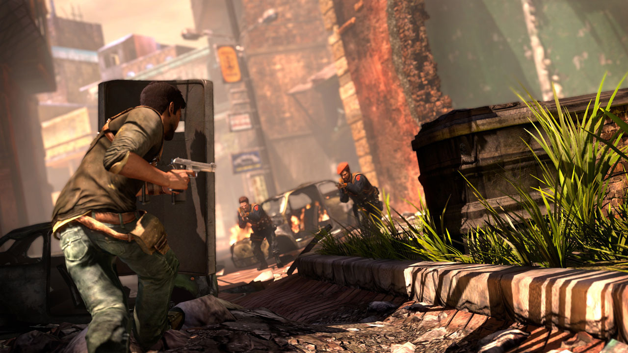 Uncharted 2 Among Thieves Uncharted Wallpaper 3784787 Fanpop