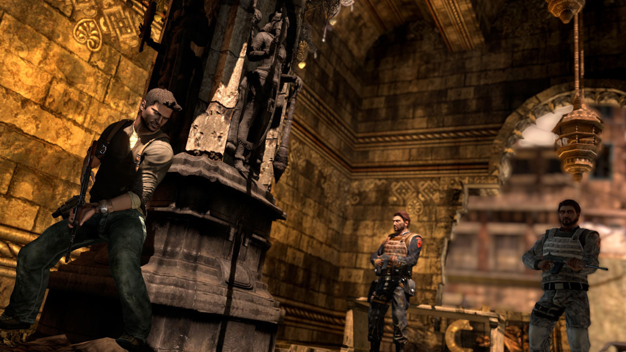 Uncharted 2 Among Thieves Uncharted Wallpaper 3784789 Fanpop