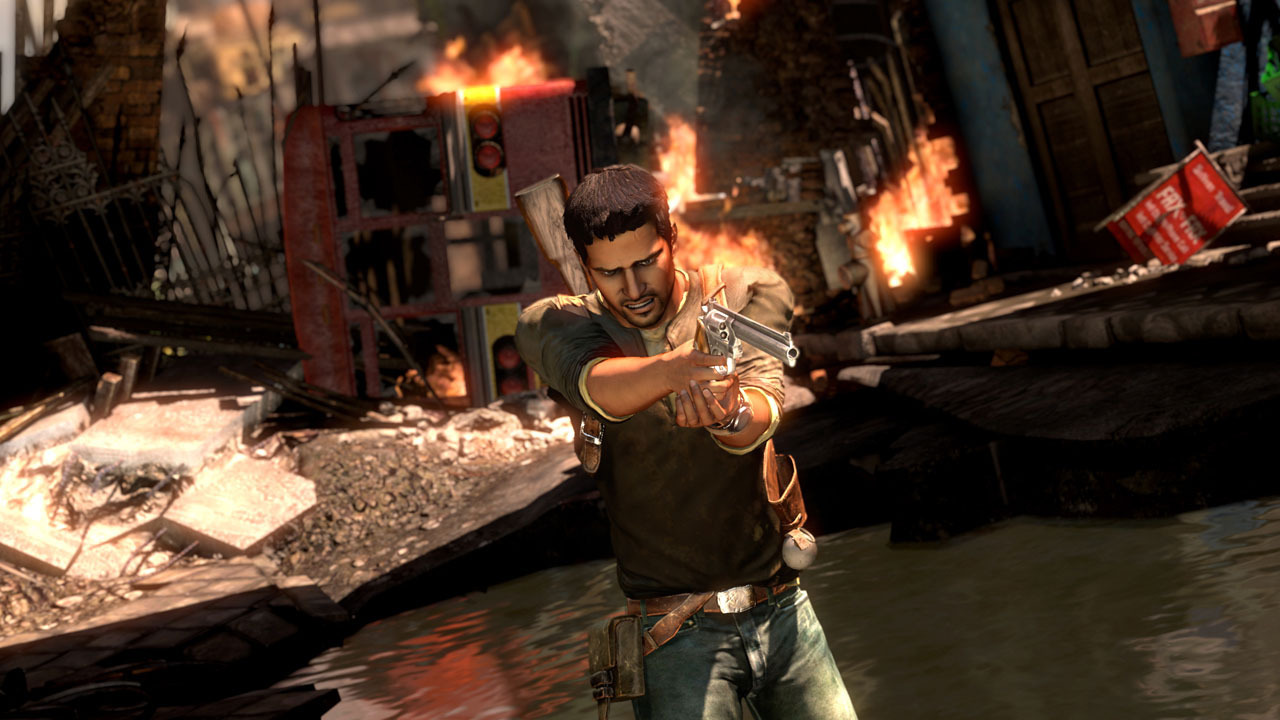 Uncharted 2 Among Thieves Uncharted Wallpaper 3784791 Fanpop