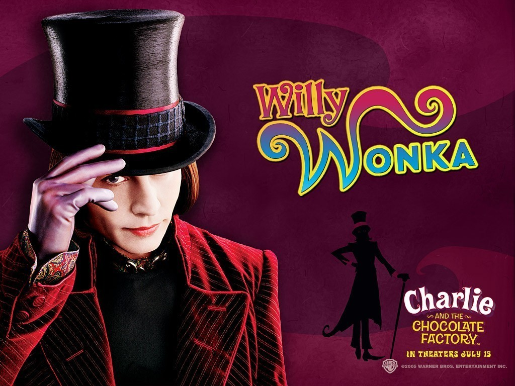 Wallpapers Charlie And The Chocolate Factory Wallpaper