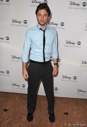 Zach at ABC's and Disney's TCA All stella, star Party