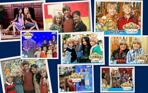The Suite Life of Zack & Cody wallpaper with animê titled arundhati