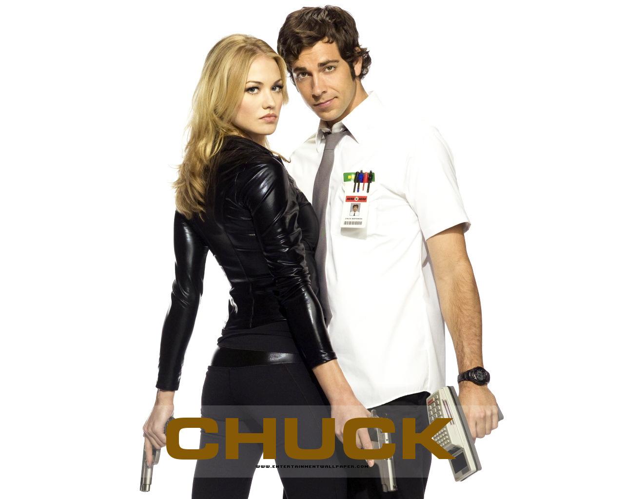 Chuck chuck bartkowski...