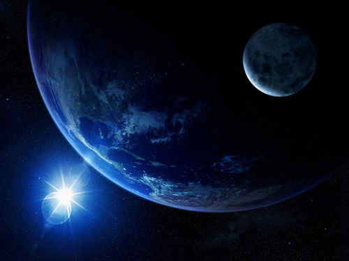 earth - planet-earth Wallpaper