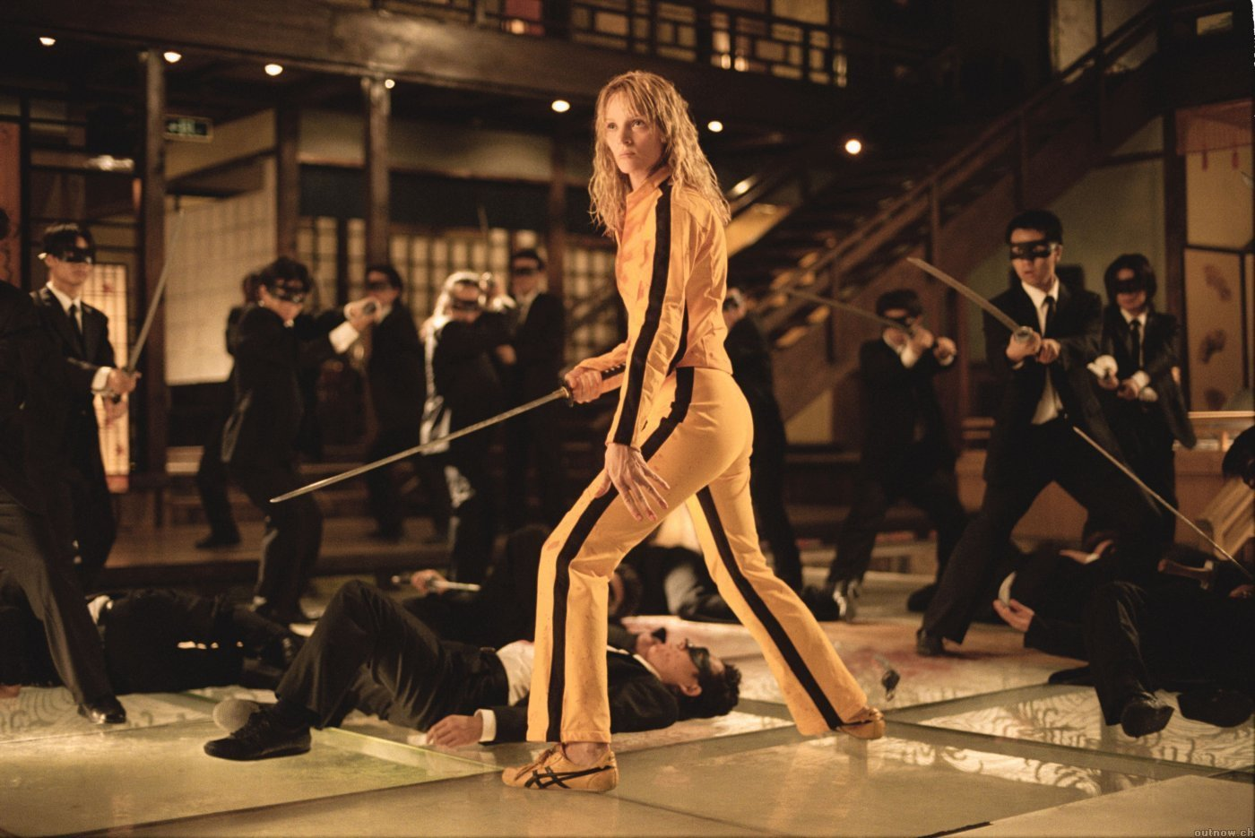 mise en sense kill bill 2010-1-11  silence of the sexes: gender inversion in jonathan demme's  bill needs to kill the  in regard to the film's mise-en-scene,.