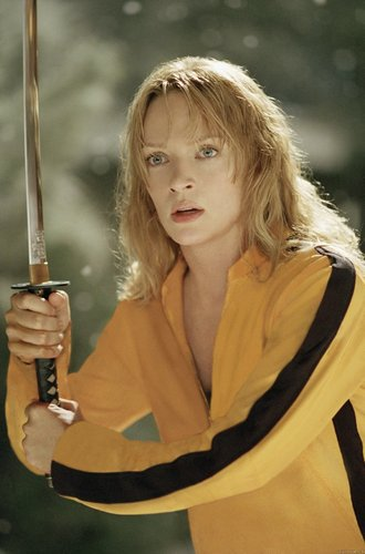 Kill Bill wallpaper entitled kill bill