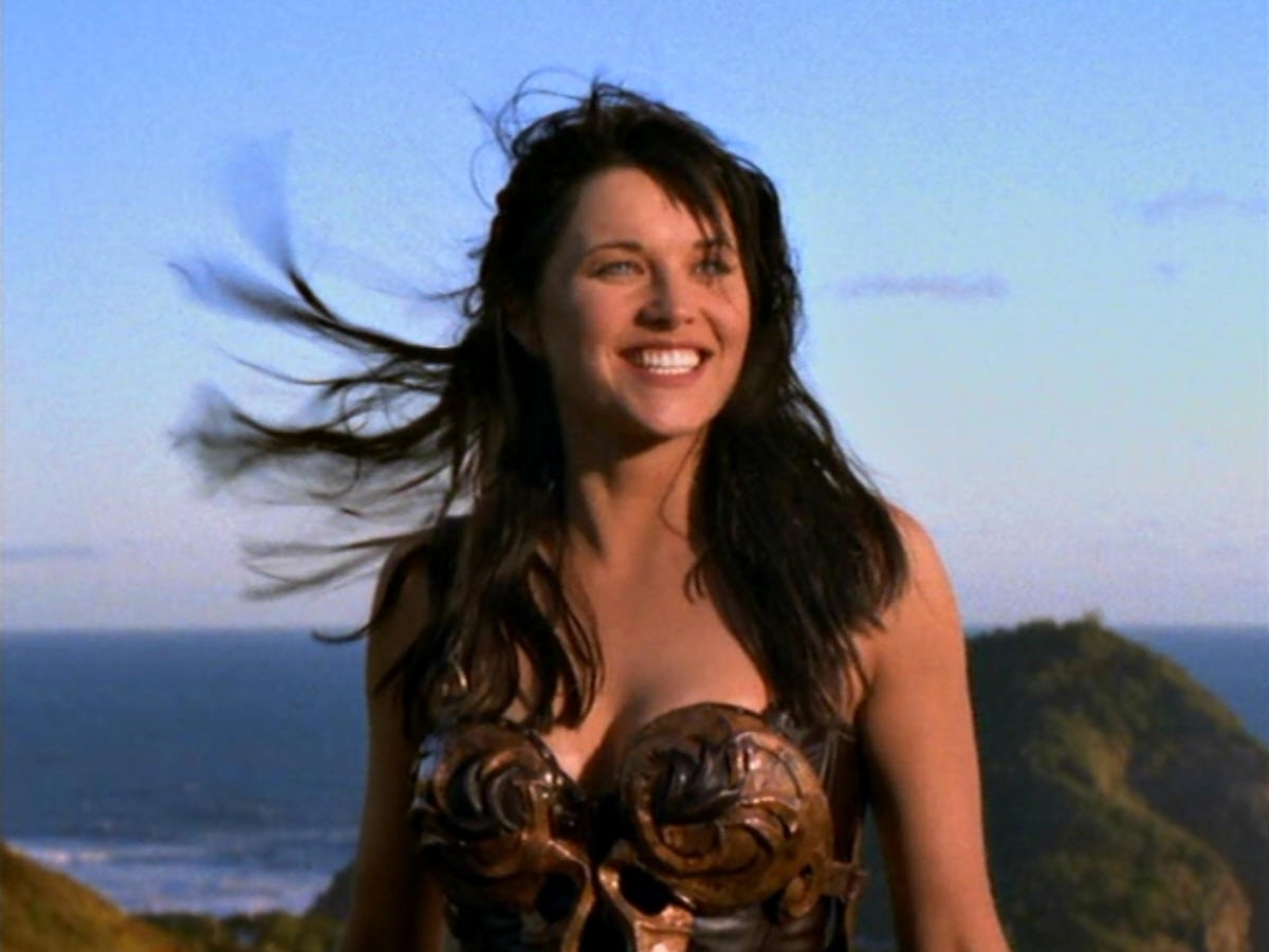 xena the warrior princess representation