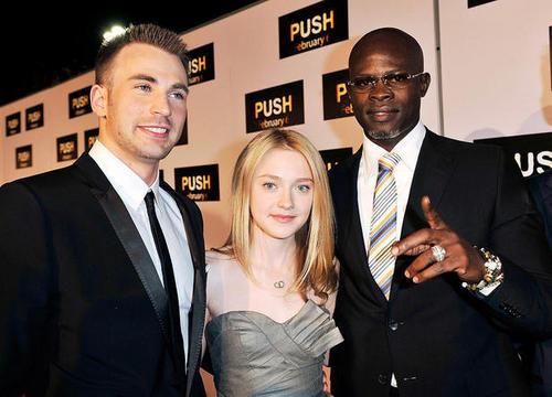 'Push' Premiere
