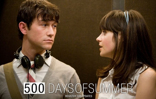 500 Days of Summer wallpaper probably containing a portrait titled 500 Days Of Summer Stills