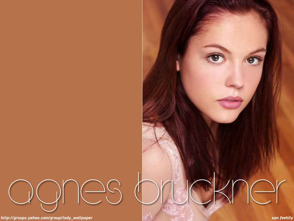 Agnes Bruckner images Agnes HD wallpaper and background photos