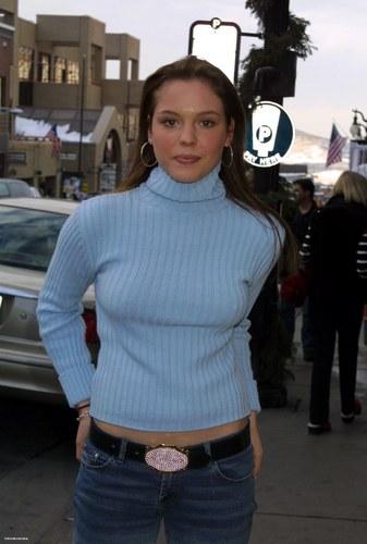 Agnes at 2002 Sundance Festival