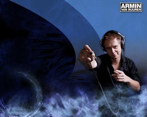 Armin furgone, van Buuren