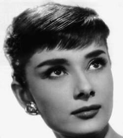Aurdry Hepburn