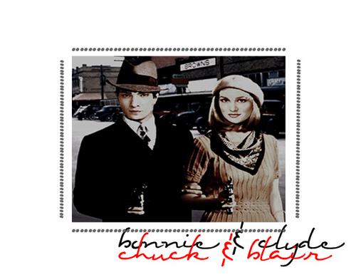 BC as Bonnie & Clyde