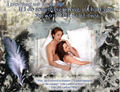 Bella and Edward  feathers   fanmade - twilight-series photo