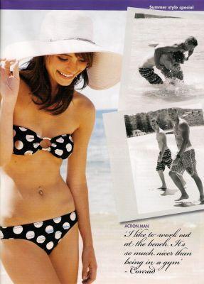 Jessica tovey bikini